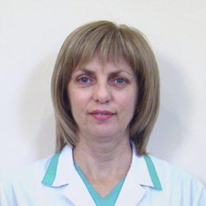 доктор клиники TerraMed Алла Трибусян