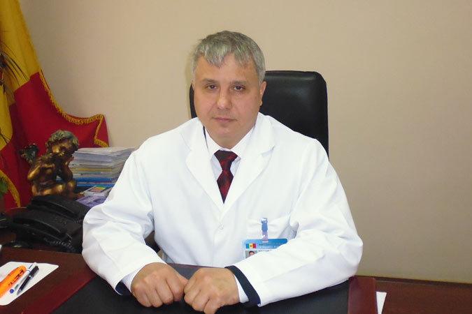 пластический хирург клиники TerraMed Анатолий Таран